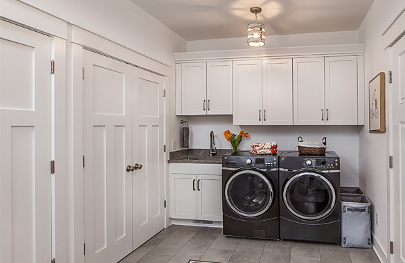 Simply Fresh Laundry Room