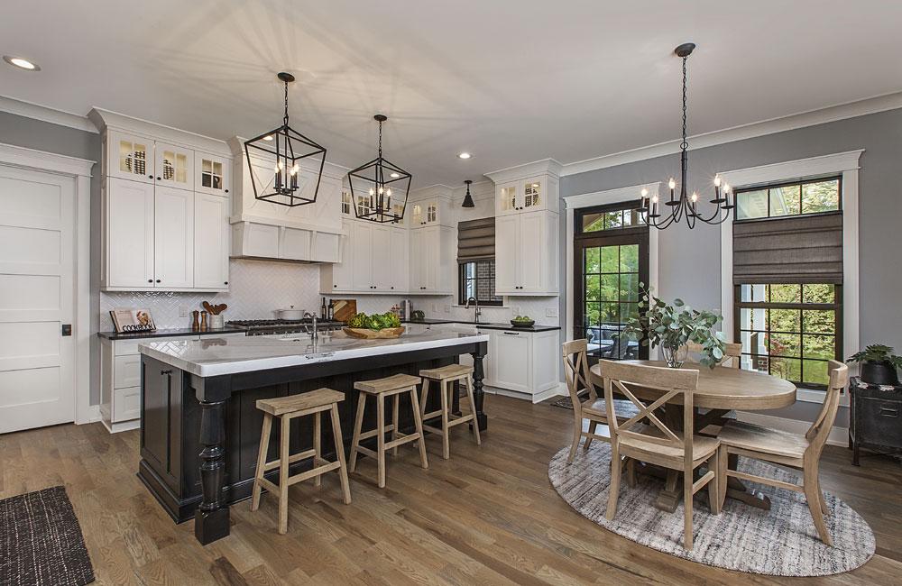 Gorgeous Modern Farmhouse Kitchen