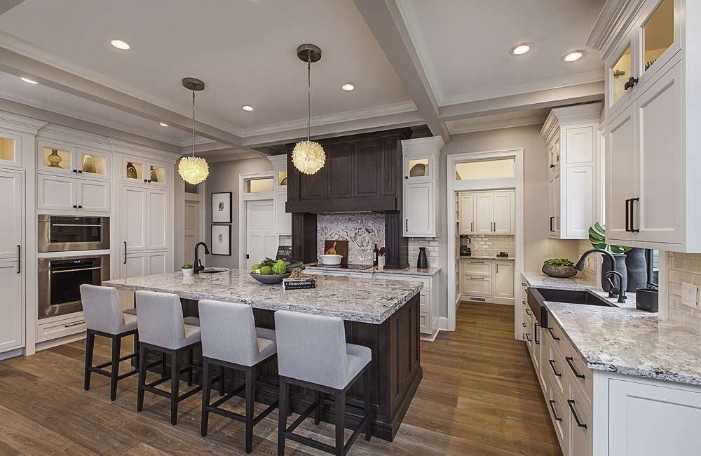 Transitional Dream Kitchen